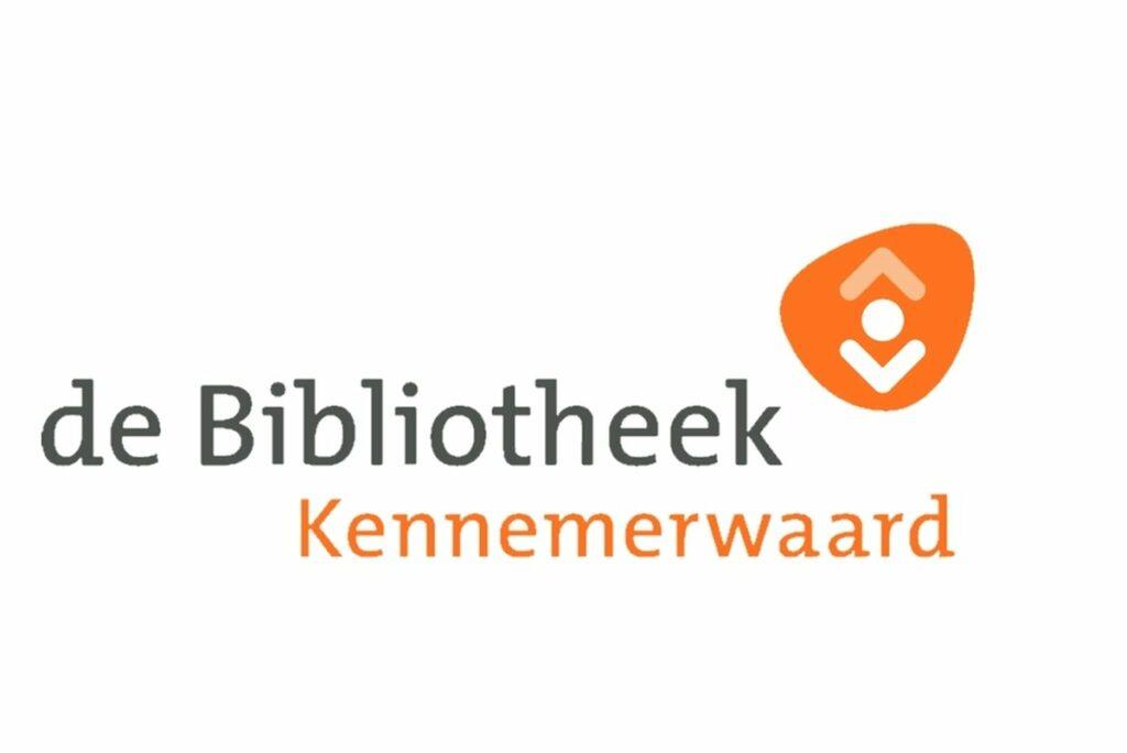 logo bibliotheek kennemerwaard
