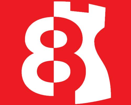 logo 8 oktober vereniging